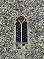St John the Evangelist, Ovington Norfolk - Window - geograph.org.uk - 808599.jpg