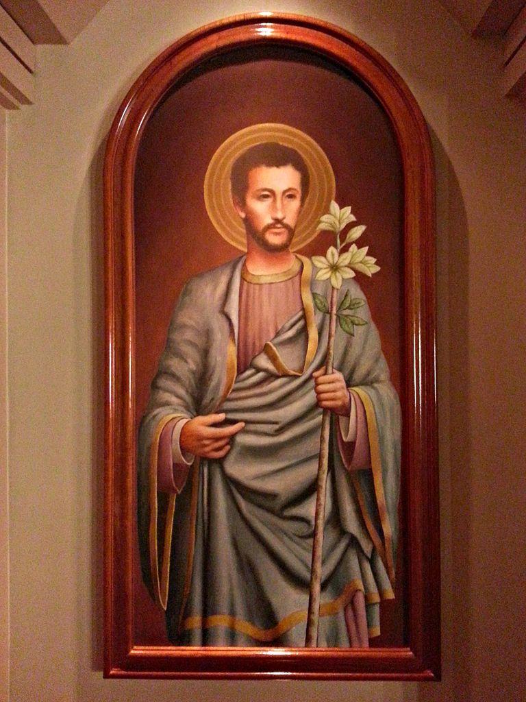 File St Joseph Portrayed As A Young Man JPG Wikimedia
