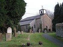 St Mark's Church, Frodesley - geograph.org.uk - 738989.jpg