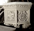 St Mark Woodhouse font (10).JPG