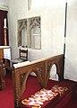 St Mary's church - double piscina - geograph.org.uk - 850790.jpg