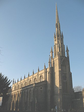 George Smith (architect) - St Michael and All Angels, Blackheath Park(1828–9)