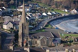 Glenarm - Image: St Patrick's, Glenarm geograph.org.uk 324890