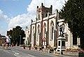 St Peter's Church and War Memorial - geograph.org.uk - 776080.jpg