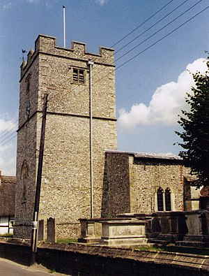 St Mary Bourne - St Peter's Church