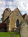 St Peter & St Paul Church, Albury, Surrey.jpg