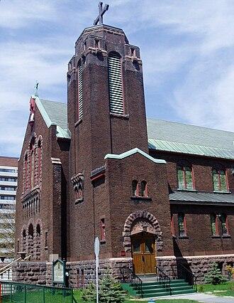 W.E. Noffke - Image: St Teresa's, Ottawa