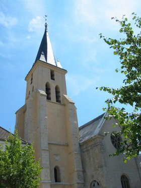 Image illustrative de l'article Église Saint-Médard de Brunoy