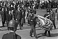 Staatsbezoek President Ceausescu van Roemenie, President Ceausescu en echtgenote, Bestanddeelnr 926-3341.jpg