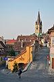 Stada din Centrul Istoric al Sibiului.JPG