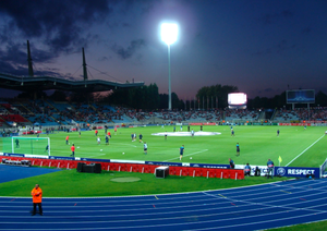 2011 World Youth Championships in Athletics - Host stadium in Lille