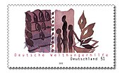 Stamp Germany 2002 MiNr2271 Deutsche Welthungerhilfe
