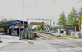 Stanford-le-Hope railway station - Wikipedia, the free encyclopedia