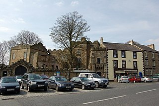 Stanhope, County Durham village in United Kingdom