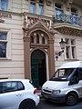 Staré Město, Divadelní 22, vchod.jpg