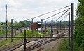 Station Montzen viewed from from the RAVeL 38 in Plombières, Belgium (DSCF5933).jpg