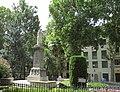 Statue in Plaza de Mariana Pineda, 19 July 2016.jpg