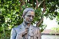 Statue of István Sándor, Szolnok (part).jpg