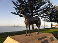 Statue of Makybe Diva at Port Lincoln.jpg