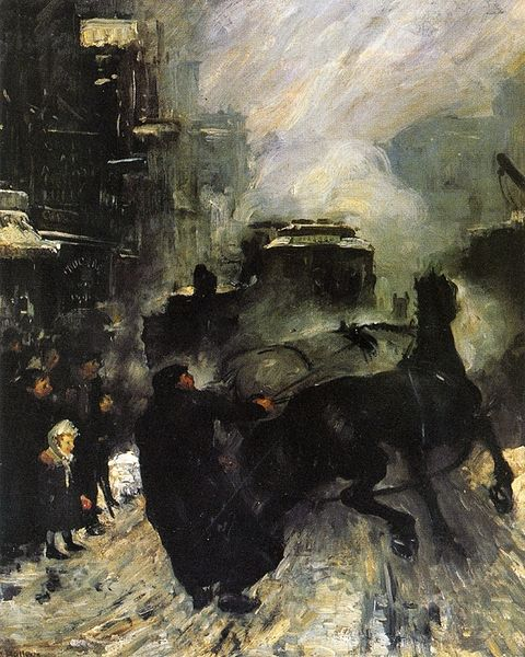 File:Steaming Streets George Bellows 1908.jpeg