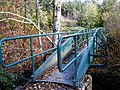 Steampunk-style bridge, Millstream Creek - panoramio.jpg
