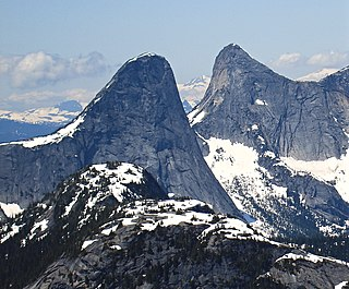 Steinbok Peak