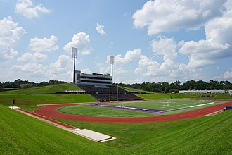 Homer Bryce Stadium - Image: Stephen F. Austin State University August 2017 19 (Homer Bryce Stadium)