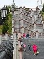 Steps to Ouspensky Cathedral - Vitebsk - Belarus (27056738093).jpg