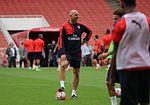 Steve Bould Arsenal Members' Day 2015 (19495571293).jpg