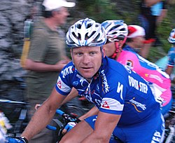 Steven de Jongh (Tour de France 2007 - stage 7).jpg