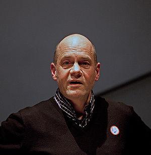 Paul Stewart (writer) - Stewart in 2009