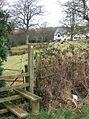 Stile near Leighty Water - geograph.org.uk - 656472.jpg