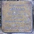 Stolperstein Duisburger Str 1 (Wilmd) Siegmund Schneller.jpg