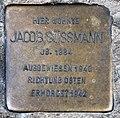 Stolperstein Straßburger Str 60 (Prenz) Jacob Süssmann.jpg