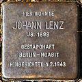 Stolperstein für Johann Lenz.JPG