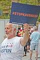 Stop Brett Kavanaugh Rally Downtown Chicago Illinois 8-26-18 3483 (44265264712).jpg
