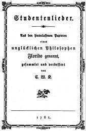 Gaudeamus igitur testo latino dating