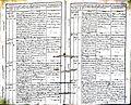 Subačiaus RKB 1832-1838 krikšto metrikų knyga 030.jpg