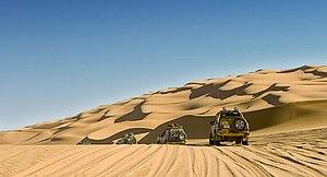 Geography of Sudan - The desert of east Sudan