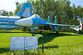 Sukhoi T-10 @ Central Air Force Museum.jpg