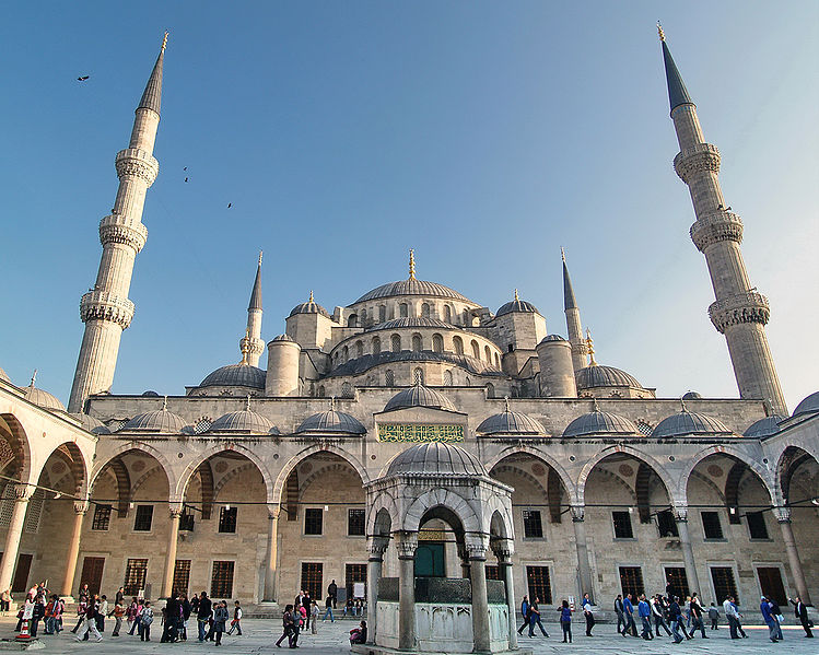 Sultan Ahmet Cami (Blue Mosque)