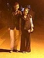 Suman Pokhrel and Surabhi Bhattacharjee (31650419288).jpg