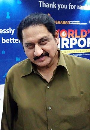 Suman (actor) - Image: Suman Talwar