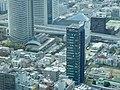 Sumitomo Fudosan Nishishinjuku Building, as seen from the Tokyo Metropolitan Office Building, Shinjuku, Tokyo, Japan.jpg