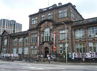 William Dick (veterinary surgeon) - Summerhall, Edinburgh, built as William Dick's Vet College