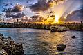 Sun Rise in Montzah in Alexandria.jpg
