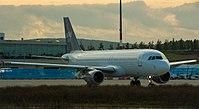 D-ASEF - A320 - Sundair