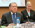 Supachai Panitchpakdi, Secretary-General of UNCTAD (8957848573).jpg