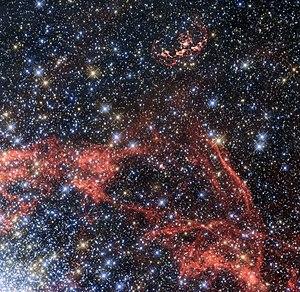 Type Ia supernova - Image: Supernova remnant N103B