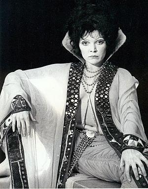 Susan Tyrrell - Publicity still for Camino Real, 1970.